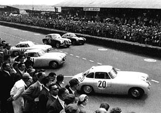 Le Mans 52 - Abfahrt